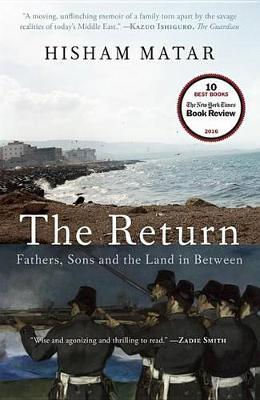 The Return (Pulitzer Prize Winner) by Hisham Matar