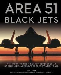 Area 51 - Black Jets by Bill Yenne image