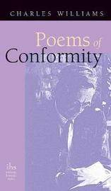 Poems of Conformity by Charles Williams image