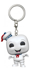 Ghostbusters - Stay Puft Pop! Keychain