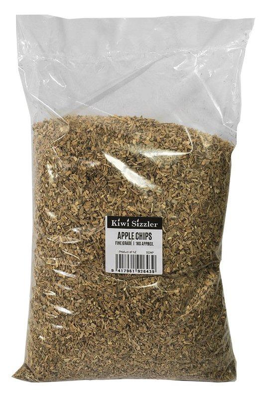 Kiwi Sizzler Apple Sawdust (1kg)