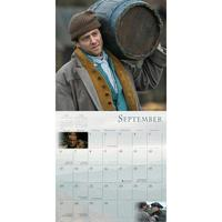 Outlander 2020 Square Wall Calendar by Starz image