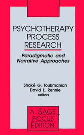Psychotherapy Process Research image