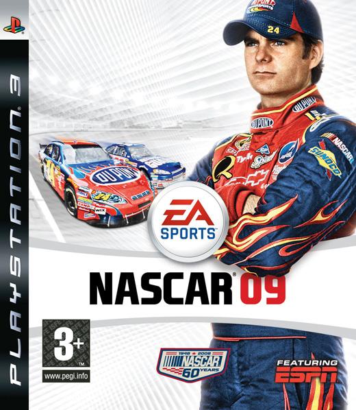 NASCAR 09 for PS3 image