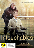 The Intouchables DVD