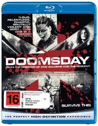 Doomsday on Blu-ray