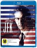 JFK on Blu-ray