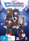 Love, Chunibyo & Other Delusions Series Collection on DVD