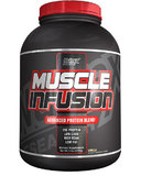Nutrex Muscle Infusion - Vanilla (5 Lbs)