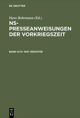 1937. Register