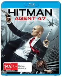 Hitman: Agent 47 on Blu-ray
