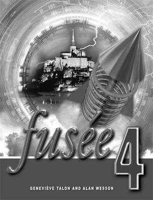 Fusee 4: EdExcel Assessment Pack: Level 4: EdExcel Assessment Pack by Alan Wesson image