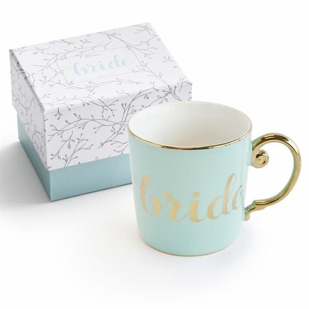 Porcelain Mug - Bride