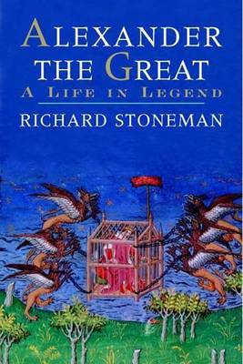 Alexander the Great by Richard Stoneman image