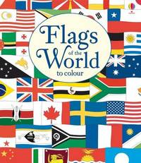 Flags to Colour by Susan Meredith
