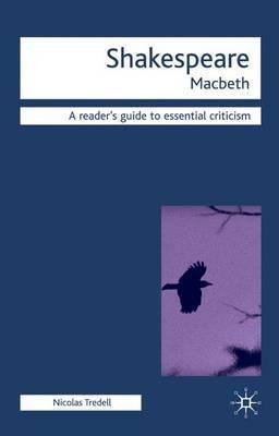 Macbeth by Nicolas Tredell image