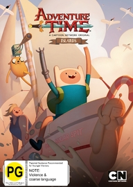 Adventure Time: Islands (Collection 13) on DVD