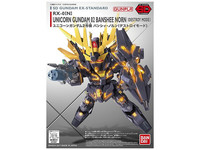 SD Gundam EX Standard Unicorn Gundam 2 Banshee Norn - Model Kit