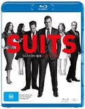 Suits - Season Six - Part Two on Blu-ray