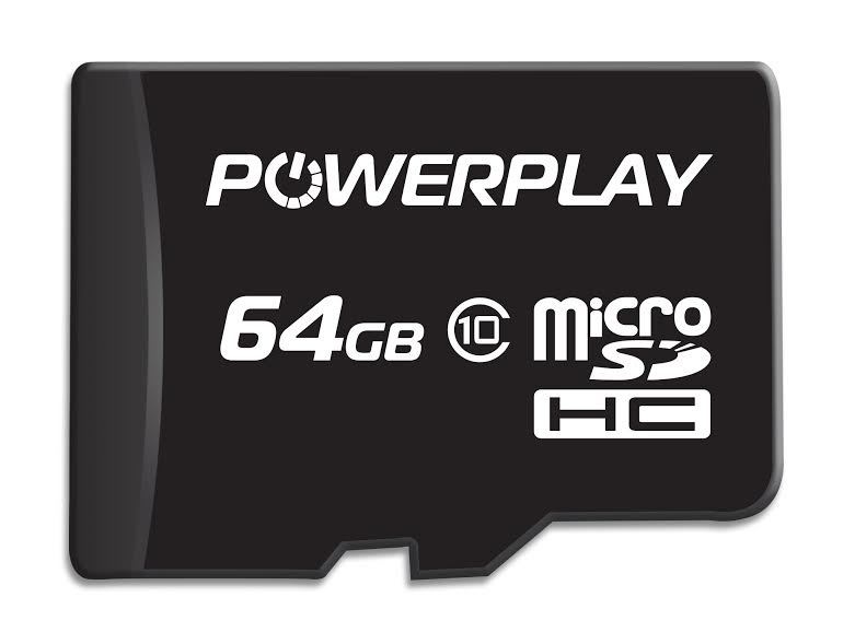 PowerPlay Switch 64GB Memory Card for Nintendo Switch image