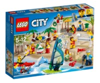 LEGO City - People Pack - Fun at the beach (60153)