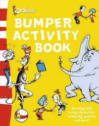 Dr. Seuss Bumper Activity Book by Dr Seuss image