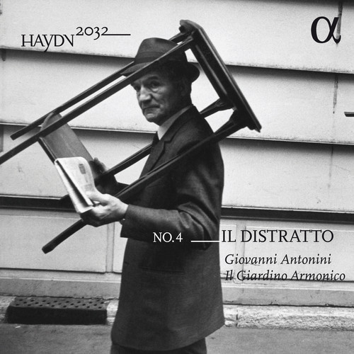 Haydn2032: il Distratto by Joseph Haydn