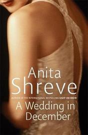 A Wedding in December by Anita Shreve image