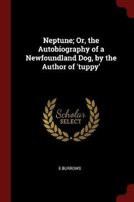 Neptune; Or, the Autobiography of a Newfoundland Dog, by the Author of 'Tuppy' by E Burrows image