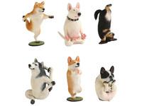 Animal Life: Dog Yoga Master - Mini-Figure Collection