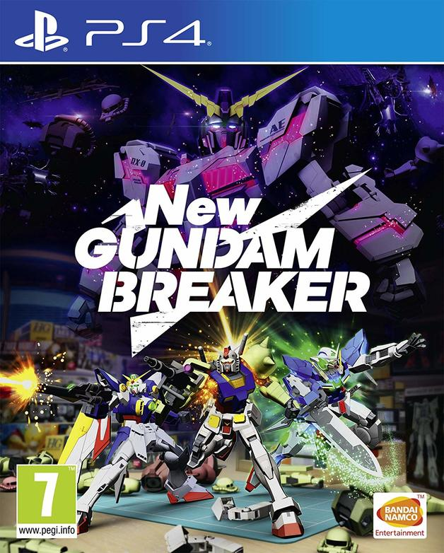 New Gundam Breaker for PS4