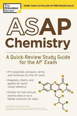 ASAP Chemistry by Princeton Review image