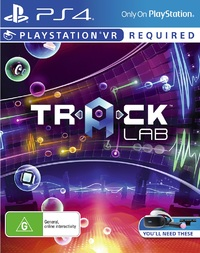 Tracklab VR for PS4