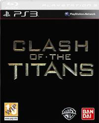 Clash of the Titans for PS3 image