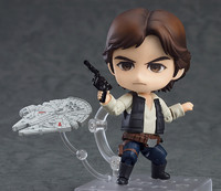 Star Wars: Nendoroid Han Solo - Articulated Figure