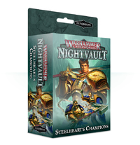 Warhammer Underworlds: Steelhearts Champions Expansion
