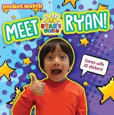 Meet Ryan! by Ryan Kaji