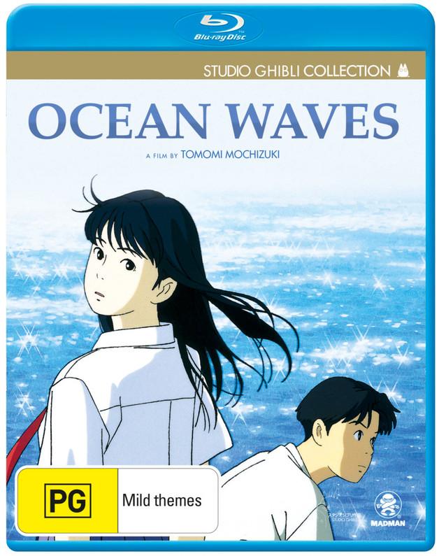 Ocean Waves on Blu-ray