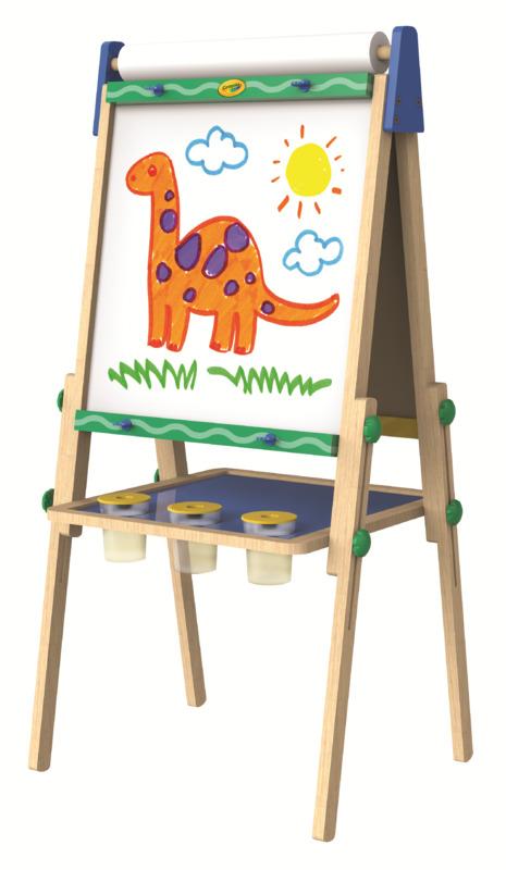Crayola - Kids Wooden Art Easel