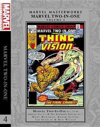 Marvel Masterworks: Marvel Two-in-one Vol. 4 by Marv Wolfman