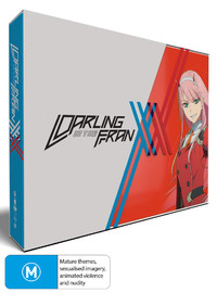Darling In The Franxx Part 1 on DVD, Blu-ray