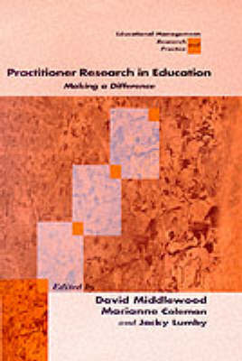 Practitioner Research in Education by David Middlewood image
