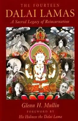 Fourteen Dalai Lamas by Glenn H. Mullin image