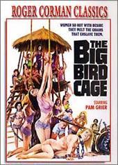 The Big Bird Cage on DVD