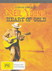 Neil Young - Heart Of Gold - Special Collector's Edition (2 Disc Set) on DVD