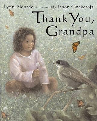 Thank You, Grandpa by Lynn Plourde image