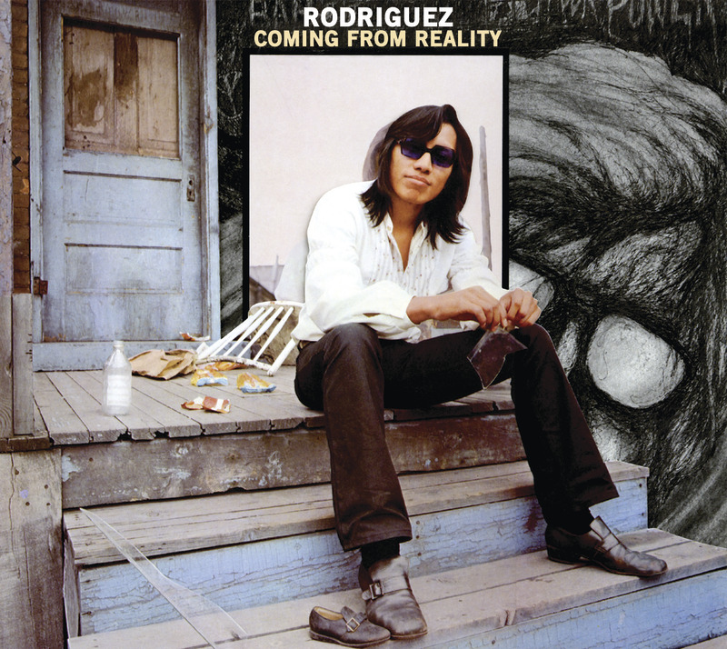 Coming From Reality [180g LP] by Rodriguez image