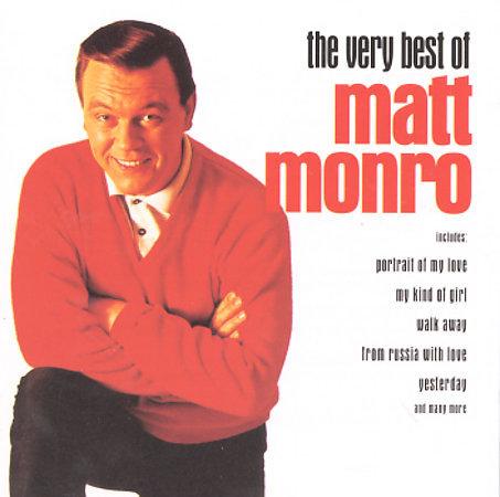 The Very Best Of by Matt Monro