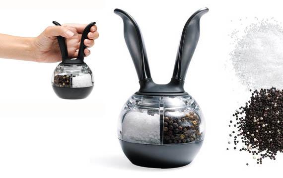 Chef'n Dual Pepperball / Saltball