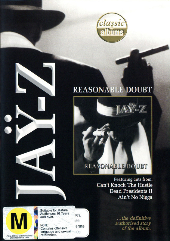 Jay-Z - Reasonable Doubt (Classic Albums) on DVD